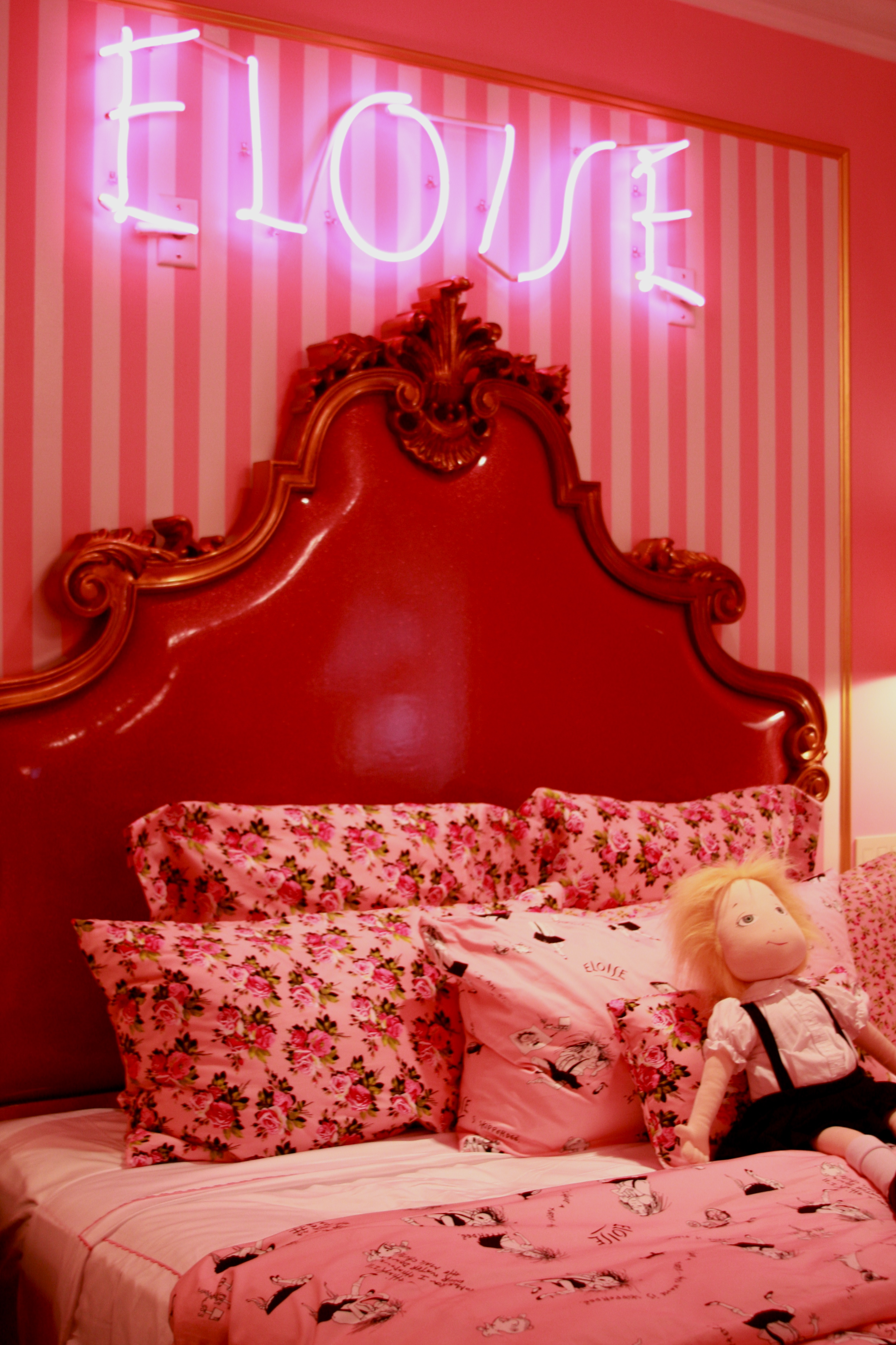 Betsey Johnson Debuts Her Eloise Suite At The Plaza Quest Magazine